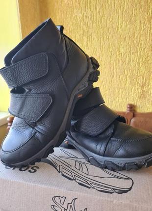 Продам мужские зимние ботинки, сапоги inblu