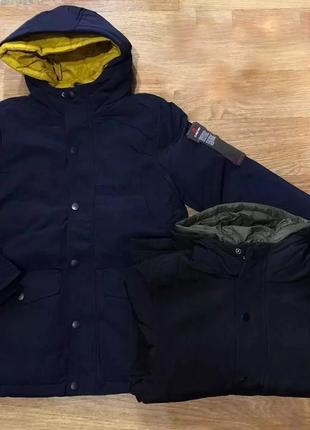 Парка куртка зимняя glo-story рр. 134-170