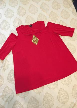 Блуза 24-28 размер