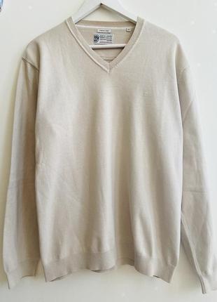 Мужской свитерок pierre cardin p.54 #1591 sale❗️❗️❗️black friday❗️❗️❗️