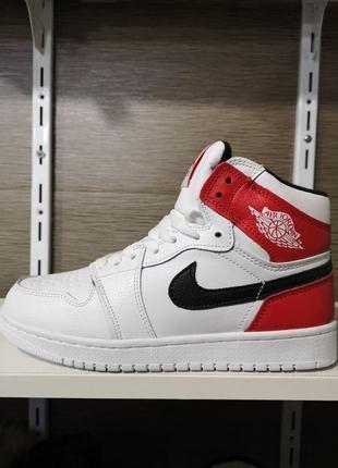 Nike air jordan retro 1 red mex bd женские кроссовки найк наложенный платёж купить