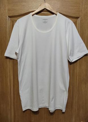 Walbusch белая футболка