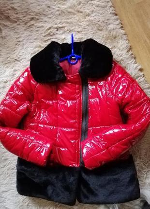 Модная куртка барселона