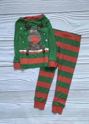 Новорічна піжама для хлопчика