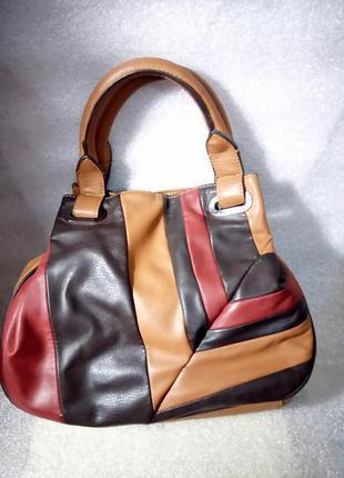 Объёмная сумка. parfois