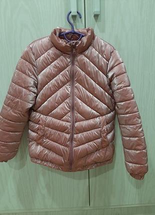 Куртка демі  холодна осінь- тепла зима zara