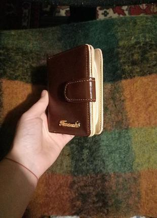Компактный кошелек от huanshi
