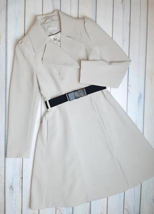 💥1+1=3 шикарное серое пальто миди h&m, размер 46 - 48