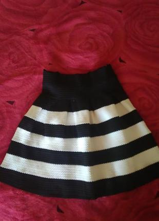 Крутая бандажная юбка!!