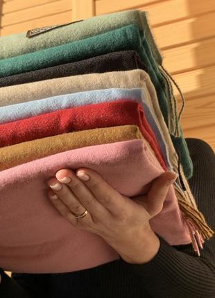Розпродаж! кашемірові шарфи 160грн