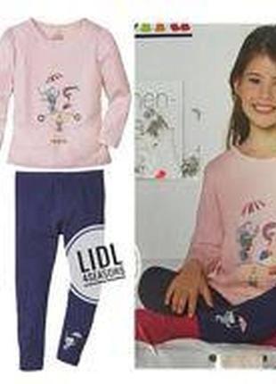Пижама lupilu германия
