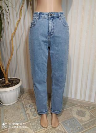 Трендовые джинсы мом от c&a