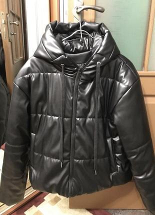 Куртка в стилі zara