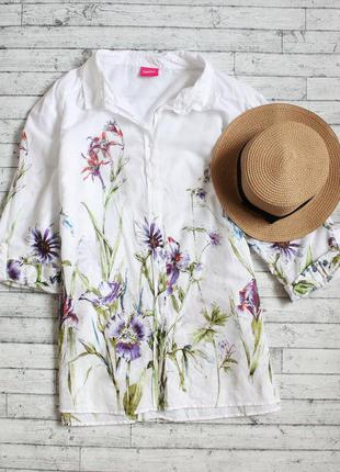 Легкая нежная рубашка \ туника