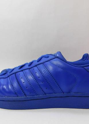 Кроссовки adidas superstar x pharrell williams gs (оригинал) р. 38