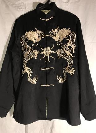 Танчжуан китайская национальная рубашка