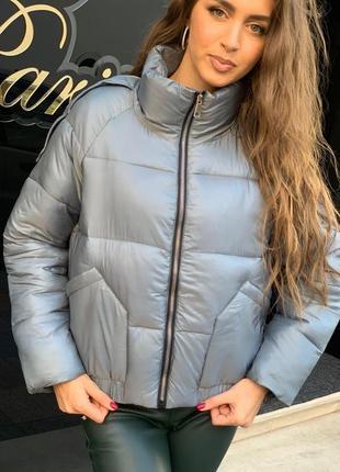 Крутейшая женская куртка