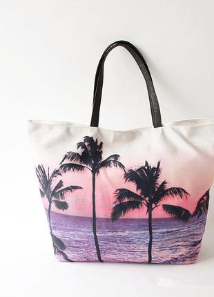Пляжная сумка от forever 21