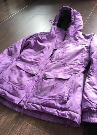 Лижна сноубордична куртка fog 4f розмір xs