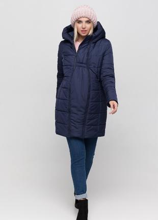 Зимнее пальто 2 в 1 для беременных