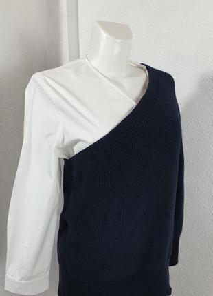 Рубашка-свитер cos