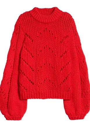 H&m свитер джемпер кофта, шерсть альпака