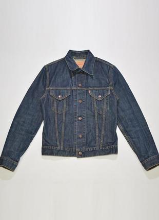 Джинсовая куртка levis denim trucker jacket 70500 04