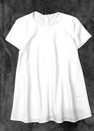 Cos блузка блуза белая 38 m