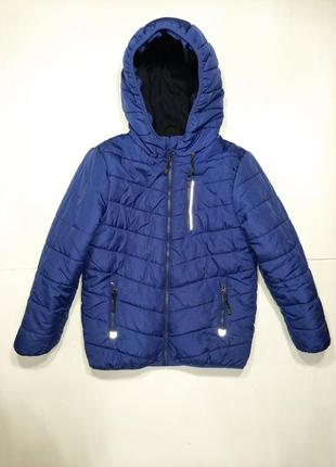 Куртка еврозима мальчику george, 6-7 лет