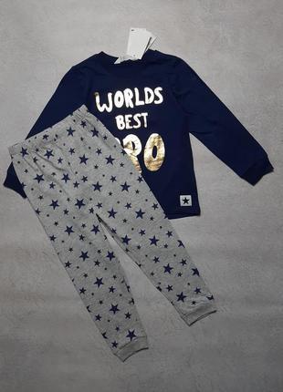 Детская пижама h&m