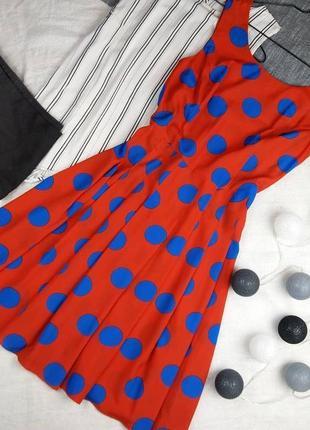 Платье в горох george