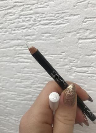 Олівець каял colour kajal 02 kiko milano