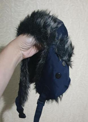 Шапка ушанка зимняя зима