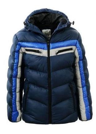 Куртка утеплённая для мальчика glo-story, 134/140-170, bma-2740