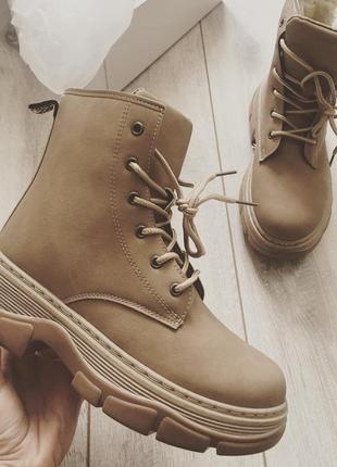 Новые ботинки , зима ❄️