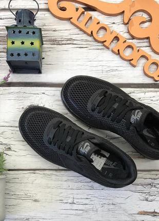 Оригинальные кроссовки nike на толстой подошве с дышащим верхом  sh2615