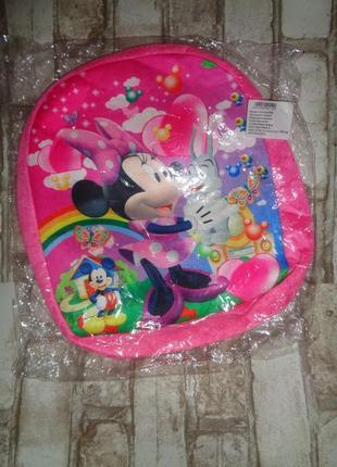 Дошкольный рюкзак для девочки