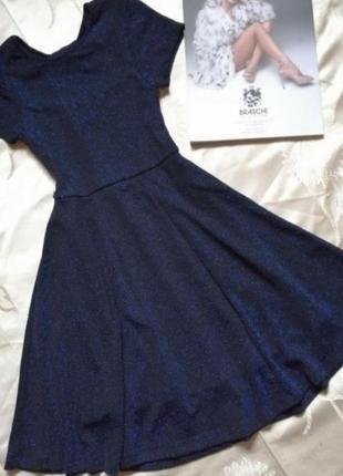 Sale 💐блестящее платье для танцев, девочки р .2хс , для стройной девушки
