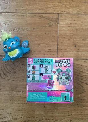 Игровой набор lol surprise tiny toys для девочек