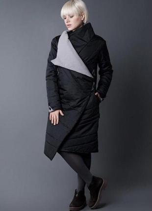 Зимове пальто пуховик s-cape