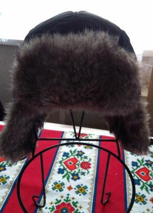 Зимова шапка дитяча.