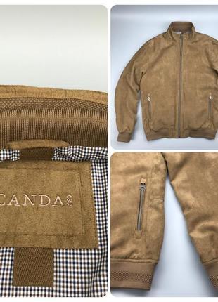Canda c&a куртка ветровка в стиле brioni/corneliani
