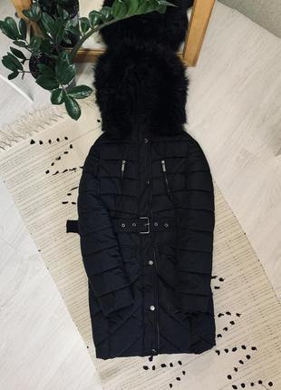 Зимове пальто від atmosphere🌿