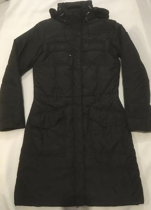 Bershka куртка,пальто,пуховик женский,молодёжный