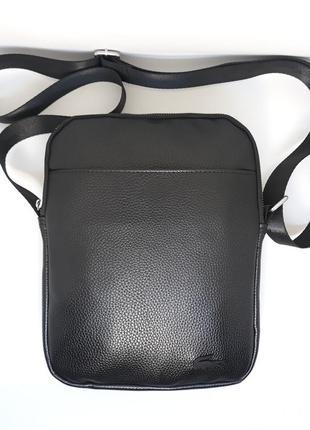 Мужская кожаная сумка, чоловіча шкіряна сумка