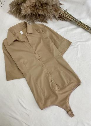 Рубашка боди vero moda