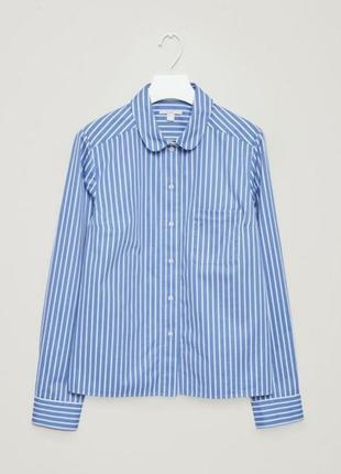 Cos рубашка в полоску, полосатая рубашка