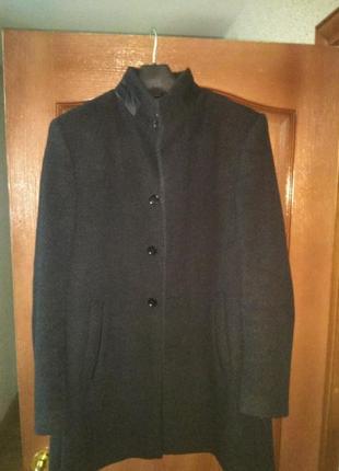 Пальто кашемировое в идеальном состоянии, размер l