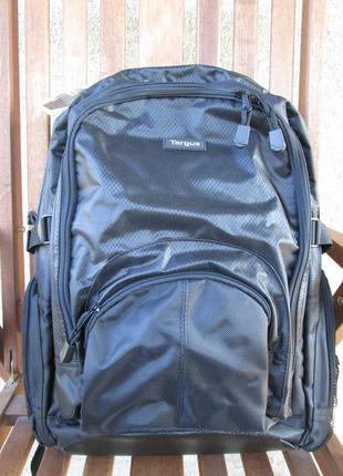 Рюкзак для ноутбука targus black