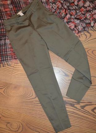 Стильные женские брюки h&m, размер eu 36